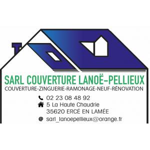 SARL COUVERTURE LANOE PELLIEUX